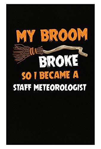 Inked Creatively My Broom Broke So I Became