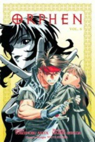 Orphen #6 VF/NM ; ADV Manga comic book