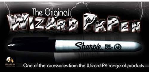 SOLOMAGIA Wizard PK Sharpie by World Magic Shop - Close-Up Magic ...