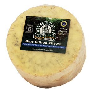 English Cheese Blue Stilton 1 lb.