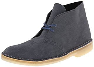 Clarks Men's Desert Chukka Boot, Denim, 12 M US (B00MMYOOEU) | Amazon price tracker / tracking, Amazon price history charts, Amazon price watches, Amazon price drop alerts