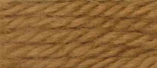 DMC 486-7421 Tapestry and Embroidery Wool, 8.8-Yard, Light Coffee Brown