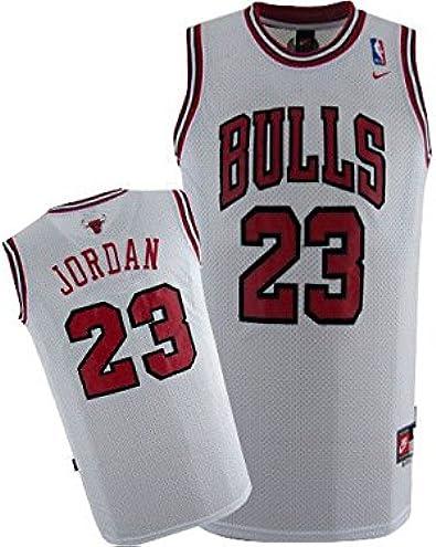 Nike Maillot de Basketball Chicago Bulls Michael Jordan
