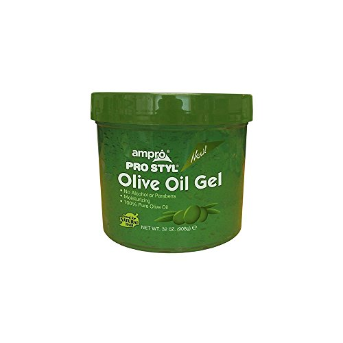 Ampro Olive Oil Gel, 32 Ounce