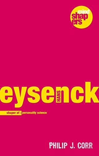 Hans Eysenck (Mind Shapers) (Mind Shapers)