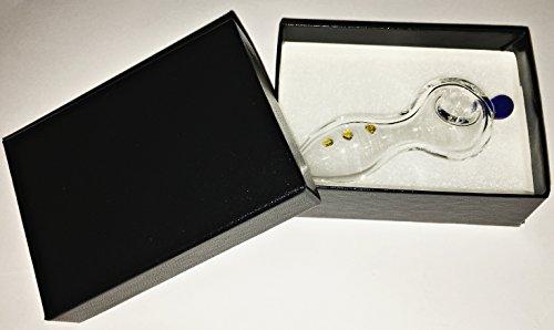 """Pocket Glass Burner - 3.2"""" Handmade Pipe"""