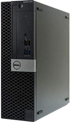 DELL OPTIPLEX 5050 SMALL FORM FACTOR DESKTOP, INTEL CORE I5-6500, 16GB DDR4 RAM, 512GB SSD, WINDOWS 10 PRO BLACK (RENEWED)