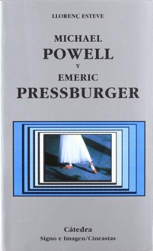 Descargar Libro Michael Powell Y Emeric Pressburger: 55 Llorenç Esteve