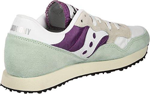White Vintage DXN 25 Light Saucony Purple Trainer Outdoor per Donna Scape Blue Sport Multicolor zqEdOwdT