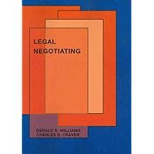 Legal Negotiating