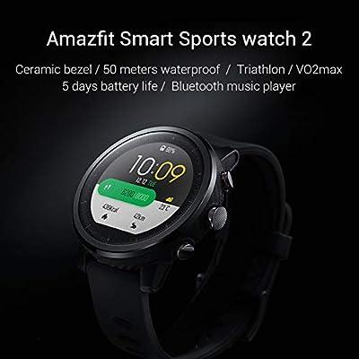 Huami Amazfit 2 Amazfit Stratos Pace 2 Smart Watch Men con GPS ...