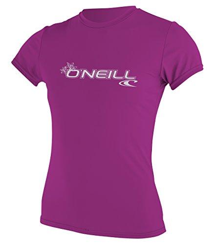 ONEILL WETSUITS Damen Rash Vest WMS Basic Skins S/S Rash Tee