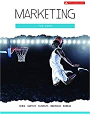 Marketing: The Core with Connect with SmartBook COMBO