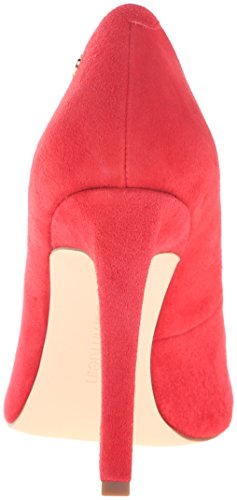 Brady Red Dress Calvin Lipstick Pump Klein Women's 7nOZ7AwqxB