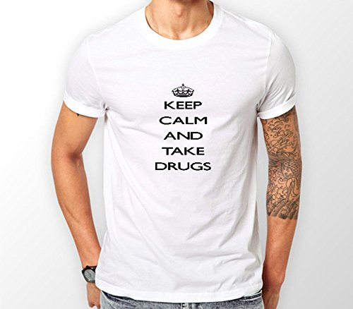 Keep Calm and Take Drogen Version 2