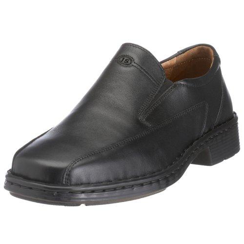 SEIBEL 3801223600 Mens Slipper Black