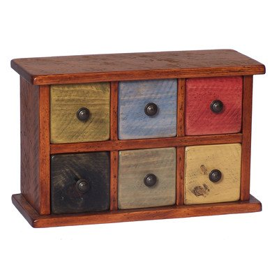 Multi Drawer Spice Box