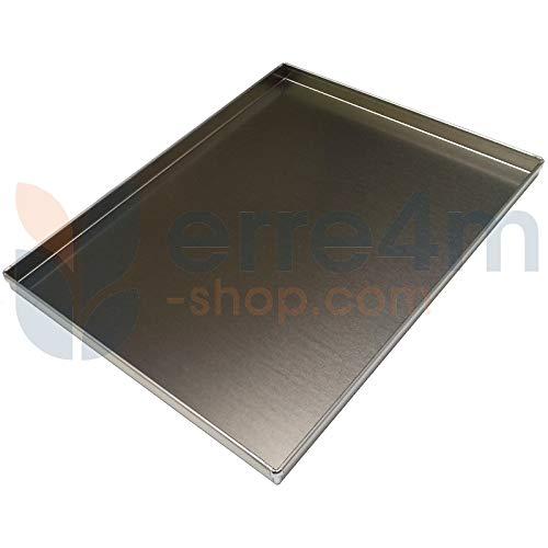 Bandeja de horno 30 x 40 x 3 (H.) cm. (aluminio profesional ...