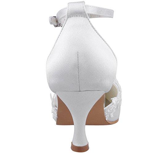 Elegantpark - Cerrado Mujer Blanco