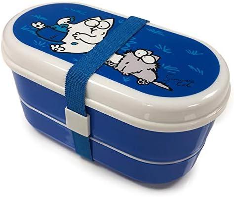 Bento Simons Cat Lunch Box Set