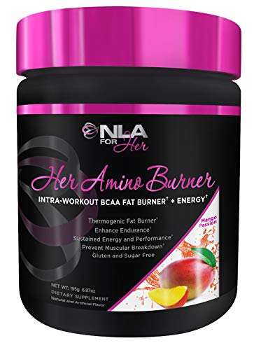 NLA For Her - Her Amino Burner, Mango Passion, 30 Servings