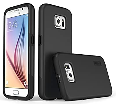 Galaxy S6 Case,TOTU®[Shock proof][Drop Protection] Dual-Layer Defender Protective Frame S6 case for Samsung Galaxy S6 (2015)