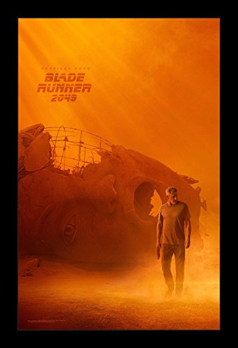 Blade Runner 2049 - 11x17 Framed Movie Poster by Wallspace