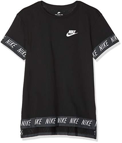 T T shirt Noir Tape Fille Hilo Nike zqvaRTa
