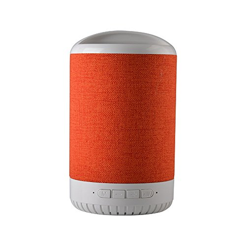 Price comparison product image Buybuybuy X-1A Wireless Bluetooth Speaker,  Outdoor Portable Stereo Speaker with HD Audio and Enhanced Bass,  3D HiFi Bass Retro Loudpeaker (red)