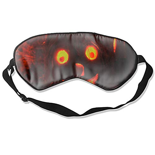 History Halloween Sleeping Mask Reusable Cold to Improve Sleep Relief Edema Eyestrain Fatigue Headache and Tension Best Men and Women Eye Mask ()