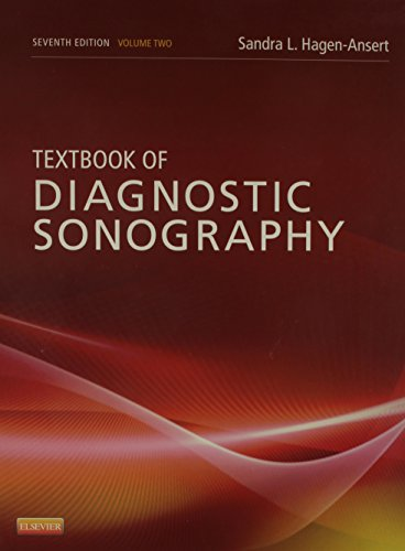 Textbook of Diagnostic Sonography: 2-Volume Set, 7e (Textbook of Diagnostic Ultrasonography) by Mosby