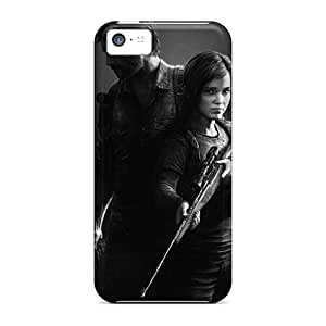 Best Hard Phone Cases For Iphone 5c (MzV2575UUpl) Allow Personal Design Beautiful The Last Of Us Video Game Pattern