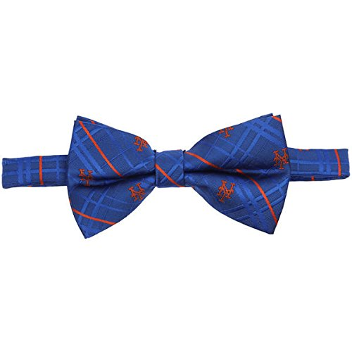 New York Mets Oxford Bow Tie - Royal