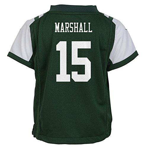 Brandon Marshall Youth Jersey - Nike Brandon Marshall New York Jets Home Green Jersey Boys (S-L)