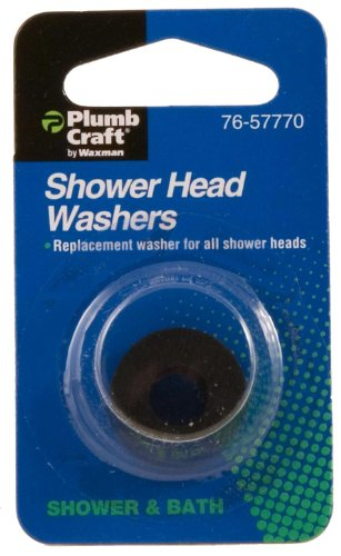 Plumb Craft Waxman 7657770 Shower Head Washer (2 Pack) - Shower Washer