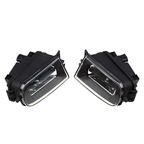 Brand New One Pair Front Driving Fog Light For BMW E39 Sedan 1995-2000 (E39 Face Lift)