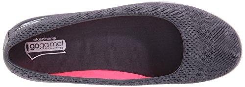 Step 8 Skechers M Mesh Walking Charcoal 5 US Performance Primary Shoe Women's Go t16wSaq