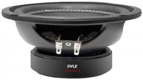 Pyle PLPW6D 6Inch 600 Watt Dual 4 Ohm Subwoofer, New, Free Shipping