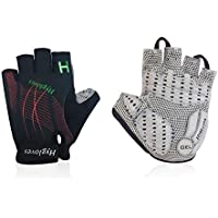 Intra-FIT Bicycle Gloves, Shock Absorbing Gel Padded,...