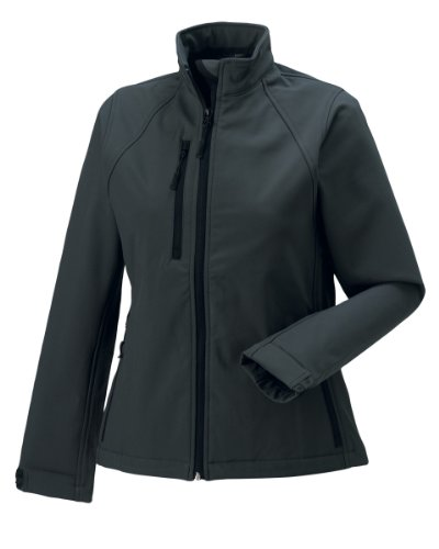 Chaqueta Mujer Gris Russell Para Athletic TxwqWpa