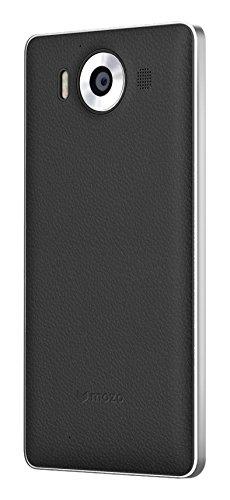 140 opinioni per Mozo 950BBSWN Custodia per Microsoft Lumia 950, Nero/Argento