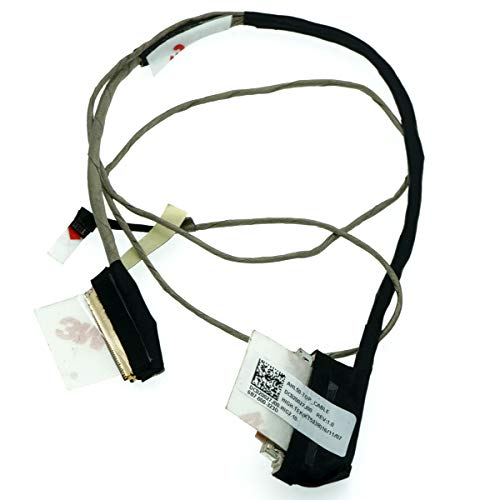 New 40-pin Touch Screen LVDS LCD Cable for HP Envy X360 15-A 15-AC 15-AF 15-AY 15-BA 15-AC121DX 250 G4 255 G4 250 G5 15-U010DX 15-U011DX DC020027J00 ()