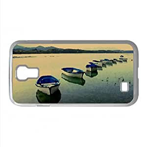 Banyoles Watercolor style Cover Samsung Galaxy S4 I9500 Case (Rivers Watercolor style Cover Samsung Galaxy S4 I9500 Case)