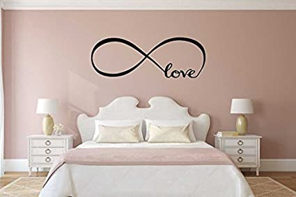 Adesivi Murales, arredamento camera da letto Wall Stickers Decor ...