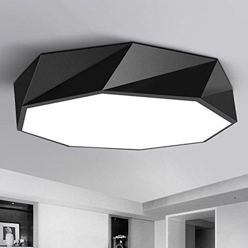 TYDXSD Moda creativa LED techo lámpara salón cálido lámpara ...