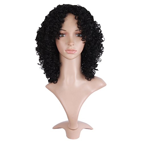 Curly Wigs Afro (MapofBeauty 18