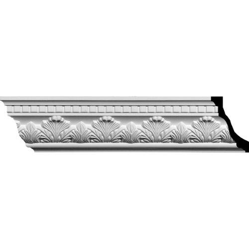 (Ekena Millwork MLD04X03X05DE Moulding, Single,)