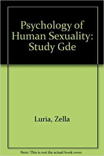Human sexuality psychology notes