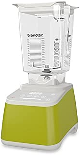 product image for Blendtec Designer 625 Blender with WildSide Tritan Jar in Chartreuse Green