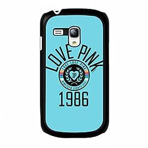 VICTORIA'S SECRET Phone Case Cover For Samsung Galaxy S3Mini Sexy VICTORIA'S SECRET Pink Black Back Phone Case